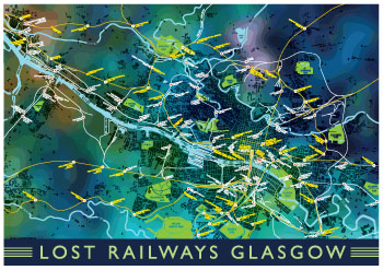 Lost Railways Glasgow